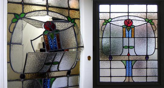Repair Amp Restoration 2 Stained Glass Glasgow Scotland